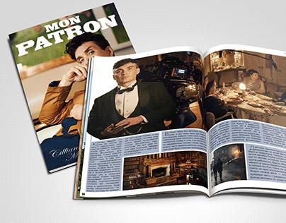 """Magazine """"MON PATRON"""""""