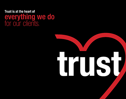 Building trusted brands booklet