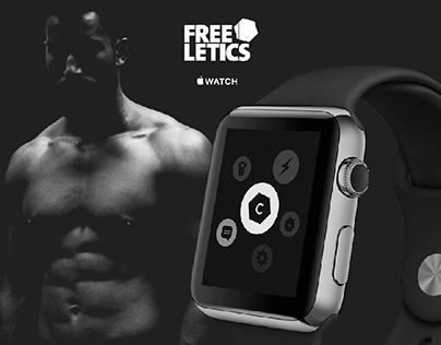 Freeletics - Concept Apple Watch App