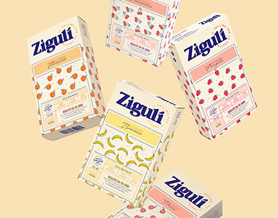Zigulì - Logo and Pack Redesign