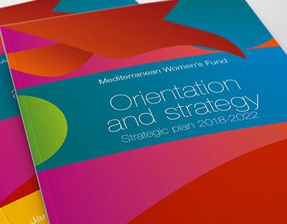 Couverture plan stratégique 2018-2022