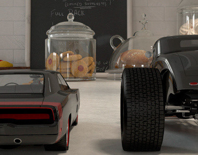 Hot Rod Commercial