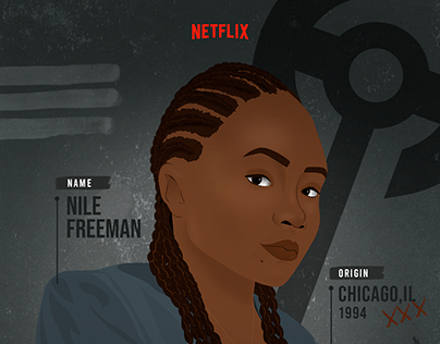 The Old Guard for Netflix