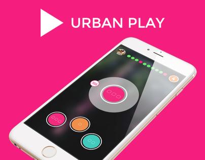 Urban Play iOS App - IoT Game