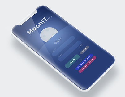 UI PROJECT FOR MOBILE APP