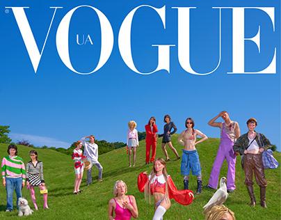 VOGUE UA Cover + Exhibition