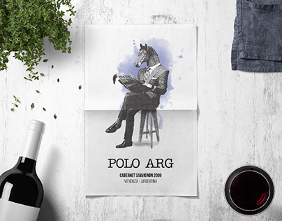 Polo Arg - Branding project