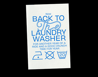 Back to the Laundry Washer