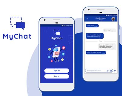 My Chat App Design