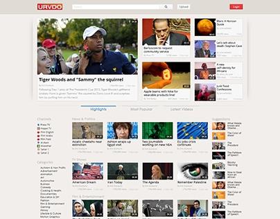 URVDO - Online Video Database