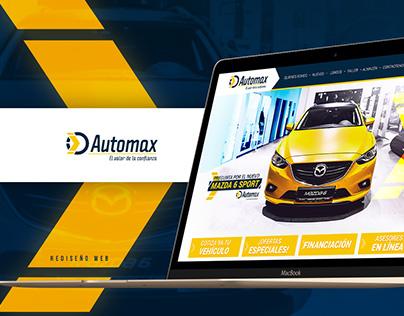 Automax / Website