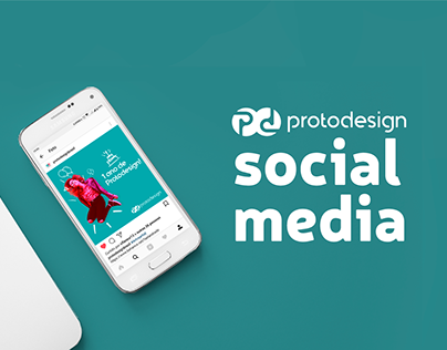 Protodesign - Posts para redes sociais.