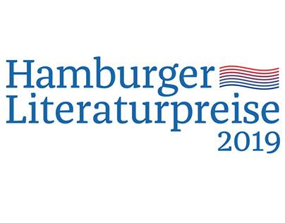 Hamburger Literaturpreise Logo & Motion Design