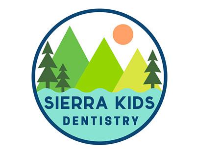 Sierra Kids Dentistry Logo