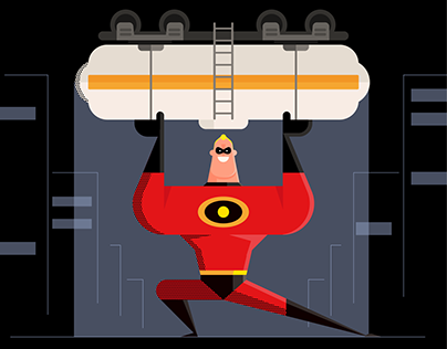 Incredibles | illustration