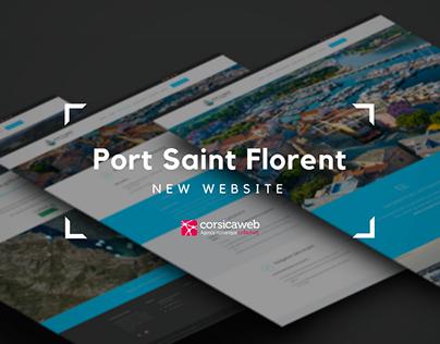 Port de Saint-Florent - Site Officiel