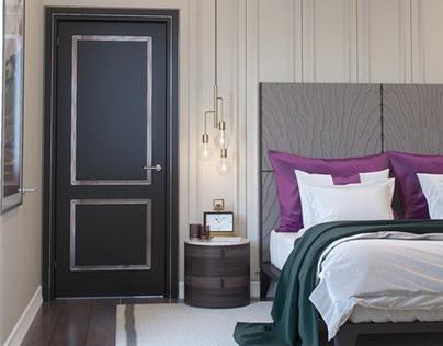 LACONIC LINES (bedroom)