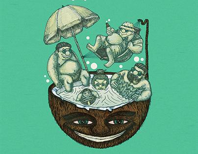 Poster Illustration | CocoChill