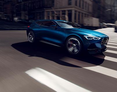 BMW coupe 2020 concept