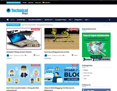 Technicalboyz Professional Blog