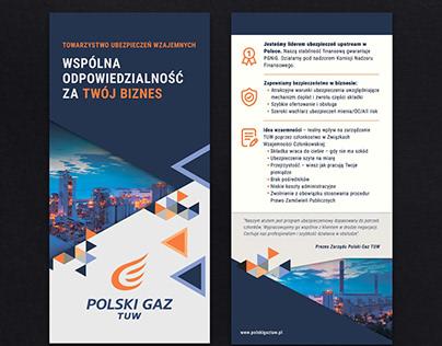 Flyer #1 for Polski Gaz