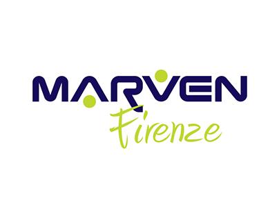 Marco Venturini Firenze. Naming, brand name & logotype.