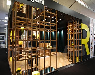 Reggiani's Illuminazione_Retail Design Expo 2016_London