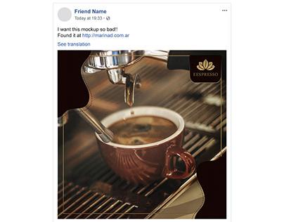 Eespresso Social Media