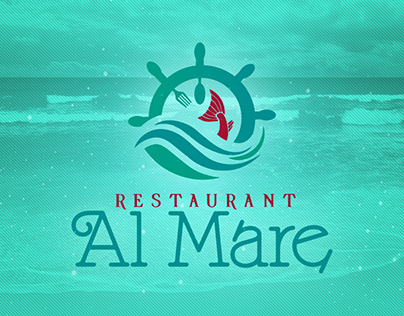 Al Mare Restaurant - Rebranding