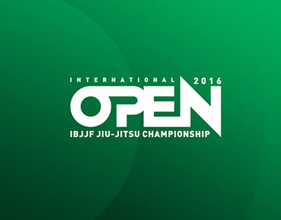 Artworks for 2016 Opens BJJ championships around the wo