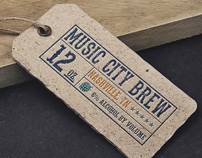 Nashville Brew: Packaging Project