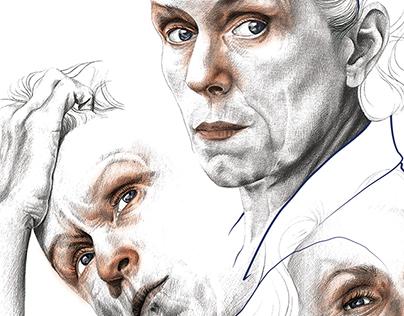 Las tres caras de Frances McDormand - El País Semanal
