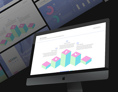 Light Theme Corporate Template Pack | Free Download