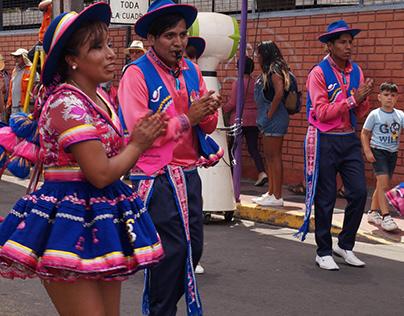 Arica Carnaval Andino 2020 (Salay)