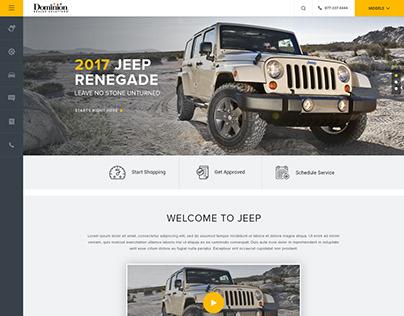 Jeep Dominion