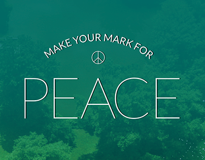 """Project """"Mark for peace"""""""