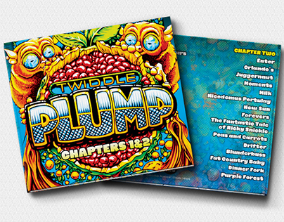 Twiddle Plump Chapters 1 & 2