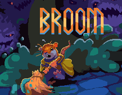 Broom game prototype