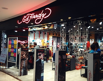 ED HARDY [concept store retail]