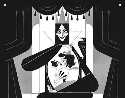 INKTOBER 2019 / Illustration