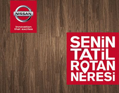 Nissan Senin Rotan Neresi App