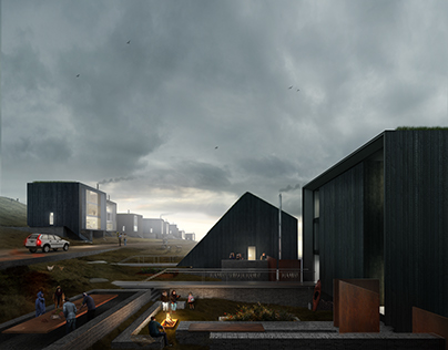 Nordic Built Cities contest images for Hyde+Hyde