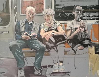 Feelings in the subway