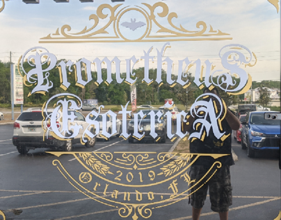 Prometheus Esoterica Storefront