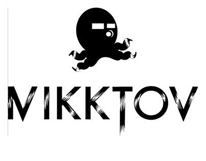 Making of Nikktov logo