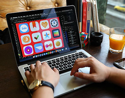 Icons Design for iOS Platform
