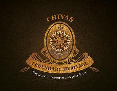 Chivas - Activation de marque