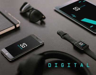 SG Solutions - Branding