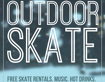 CAB Special Events - Outdoor Skate