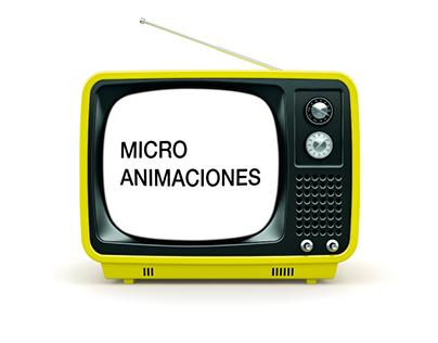 Micro animaciones